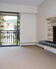 Suite 304 Livingroom