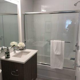 Fusion Apartments Bathroom