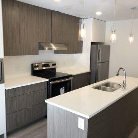 Fusion Apartments Kitchen