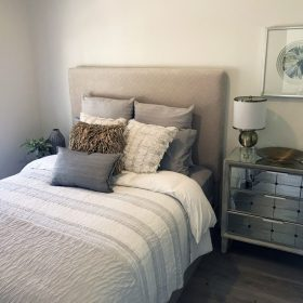 Fusion Apartments Bedroom